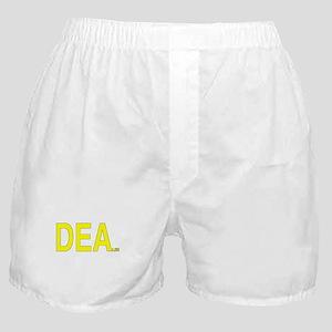 DEA DEALER FUNNY Boxer Shorts