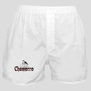 Chamorro Warrior Boxer Shorts