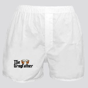 The Grogfather Boxer Shorts