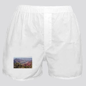 Grand Canyon North Rim, Arizona, USA Boxer Shorts