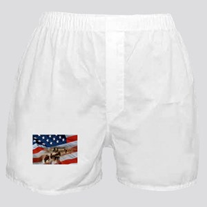 American Wild Boxer Shorts