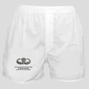 Airborne Boxer Shorts