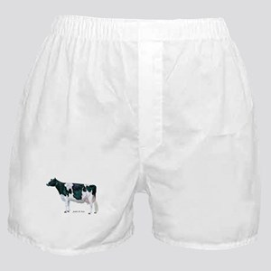 Holstein Cow Boxer Shorts