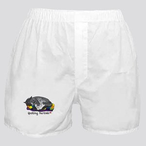 Quilting Partner Boxer Shorts