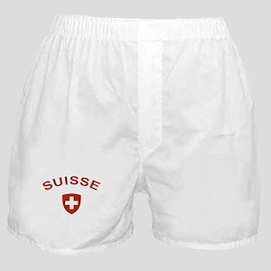 Switzerland suisse Boxer Shorts
