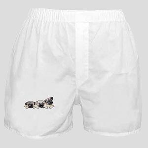 Pocket Pugs Boxer Shorts