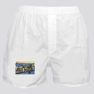 Greetings from Kentucky Boxer Shorts