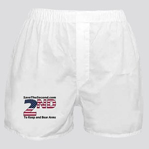 SaveTheSecond Boxer Shorts