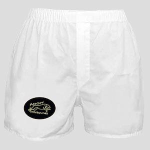 More Greyhound Logos Boxer Shorts