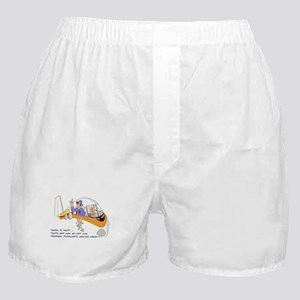 TERMINAL FORCASTS Boxer Shorts