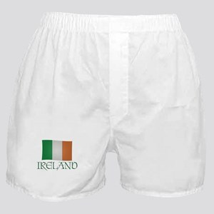 Ireland Flag Boxer Shorts
