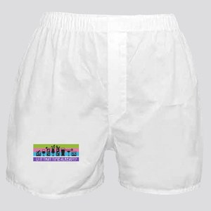 Is It That Time Already? Boxer Shorts