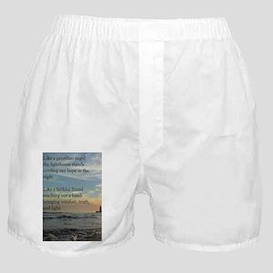Lighthouse Boxer Shorts