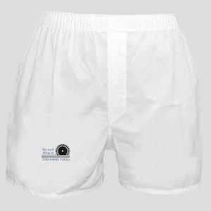 TOO MANY TOOLS Boxer Shorts