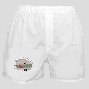 Happy Camper Boxer Shorts