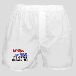 Swim Fast Boxer Shorts
