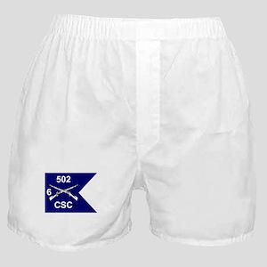 CSC 6/502nd Boxer Shorts