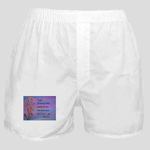 FAITH Boxer Shorts