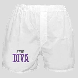 Swim DIVA Boxer Shorts