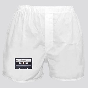 Classic Cassette Boxer Shorts