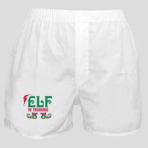 ELF in TRAINING Boxer Shorts