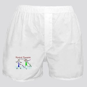 Physical Therapists II Boxer Shorts