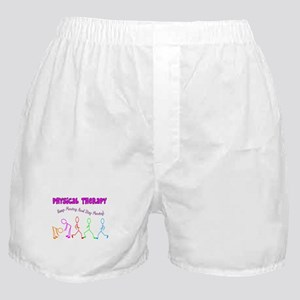 Stick People Occupations Boxer Shorts