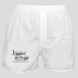 Against the Grain AK's Boxer Shorts