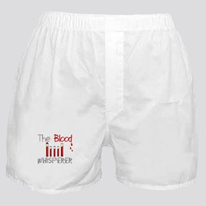 The Whisperer Occupations Boxer Shorts
