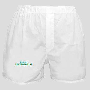 Retired Phlebotomist 112 Boxer Shorts