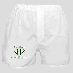 Be A Hero Boxer Shorts