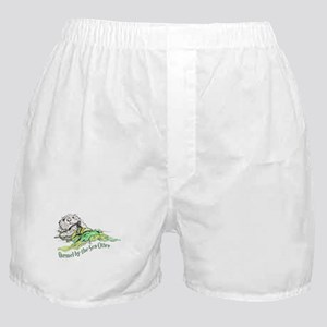 Carmel Sea Otter Boxer Shorts