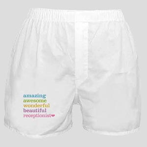 Receptionist Boxer Shorts
