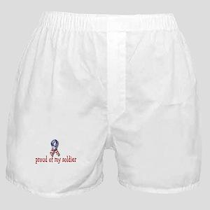 Proud of my Shoulder Boxer Shorts