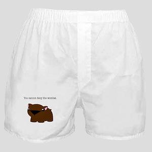 Wombat Boxer Shorts