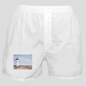 Edgartown Lighthouse Boxer Shorts