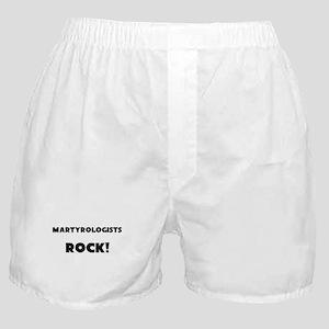 Martyrologists ROCK Boxer Shorts
