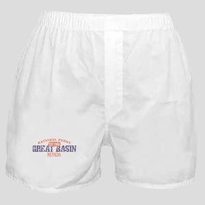 Great Basin National Park NV Boxer Shorts