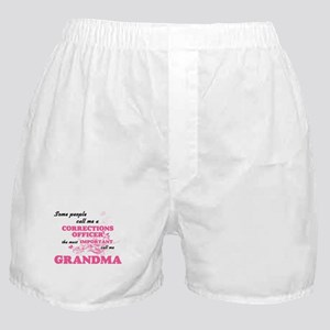 Some call me a Corrections Officer, t Boxer Shorts