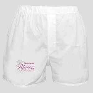 Guamanian Princess Boxer Shorts