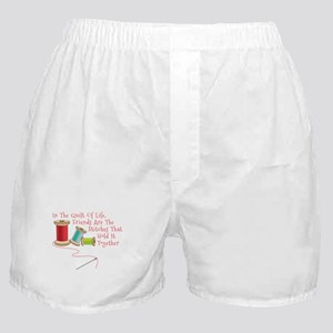 Quilt of Life Boxer Shorts