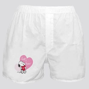 Snoopy - Hugs and Kisses Boxer Shorts