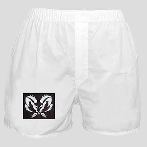 Ram Sign Boxer Shorts