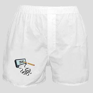 """Back in the Day"" | Retro Cassette Ta Boxer Shorts"