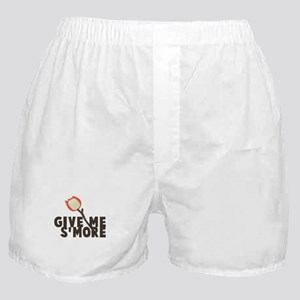 Give Me Smore Boxer Shorts