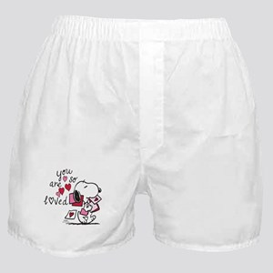 Snoopy - You Are So Loved Boxer Shorts