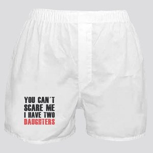 I have two daughters Boxer Shorts