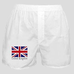 United Kingdom Boxer Shorts