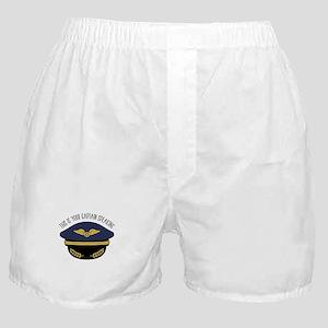 Your Captain Boxer Shorts