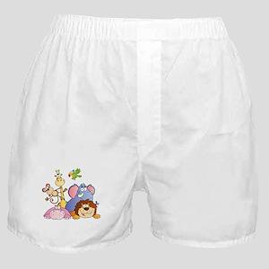 Jungle Animals Boxer Shorts